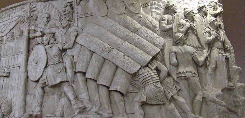 Relieves Trajano