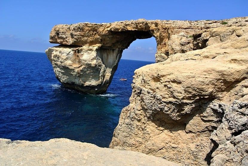 Isla Gozo en Malta