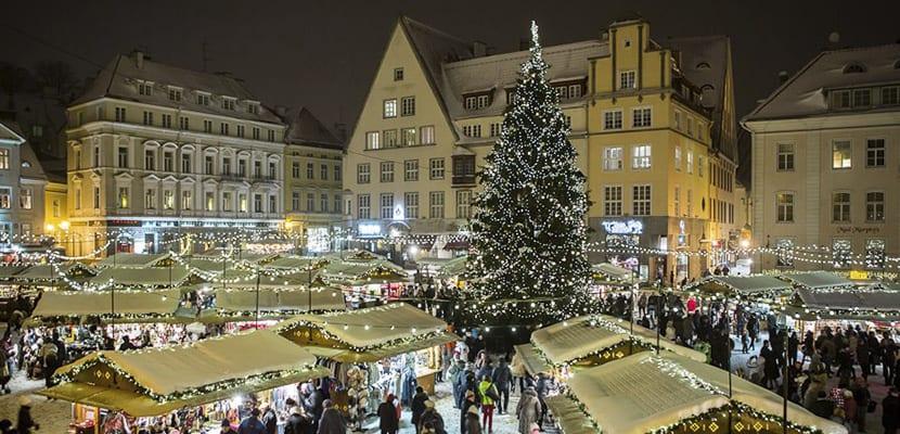 Navidad en Tallin