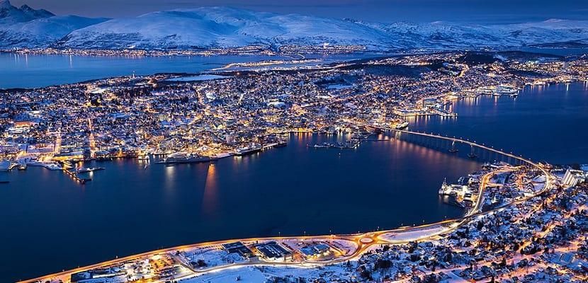 Navidad en Tromso