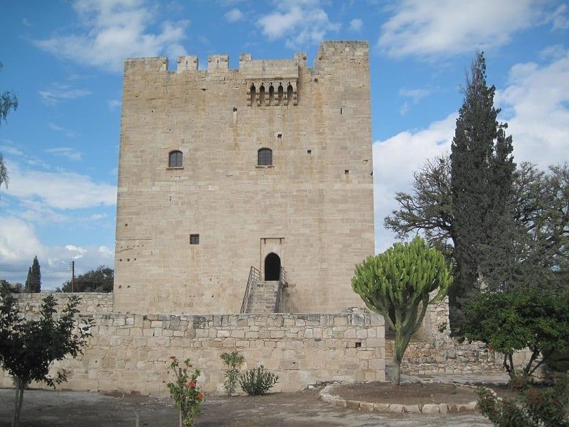 Castillo de Chipre