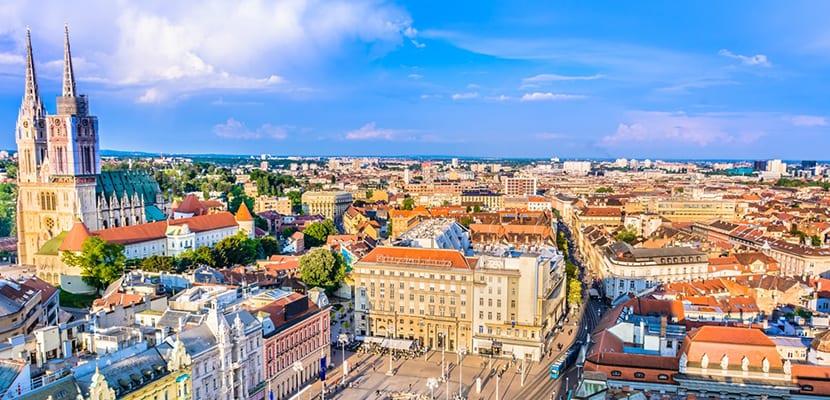 Zagreb ciudad