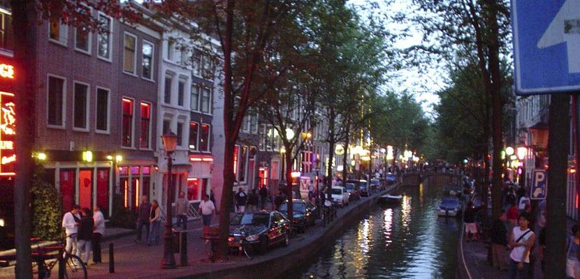 Canales del Barrio Rojo