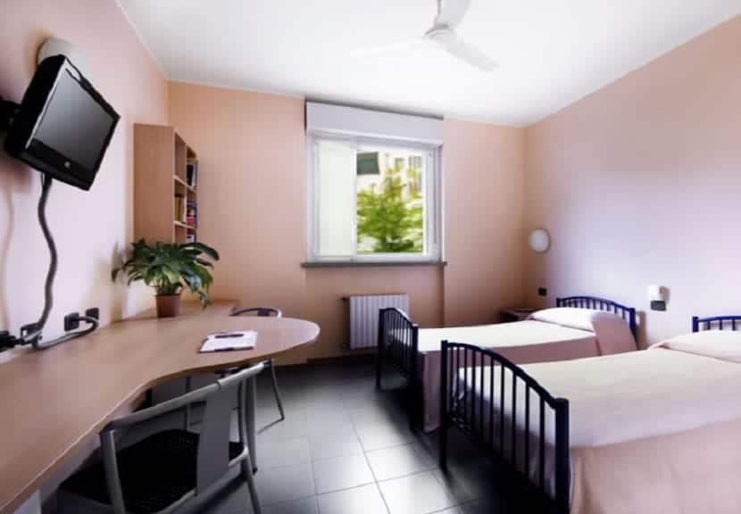 Habitación doble Milán