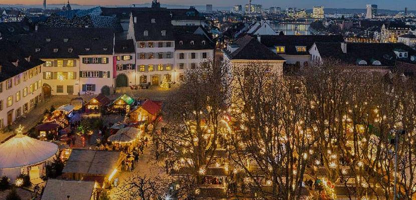 Mercado en Basilea