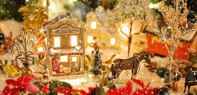 Mercadillo navideño