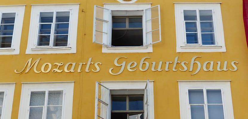 Casa de Mozart