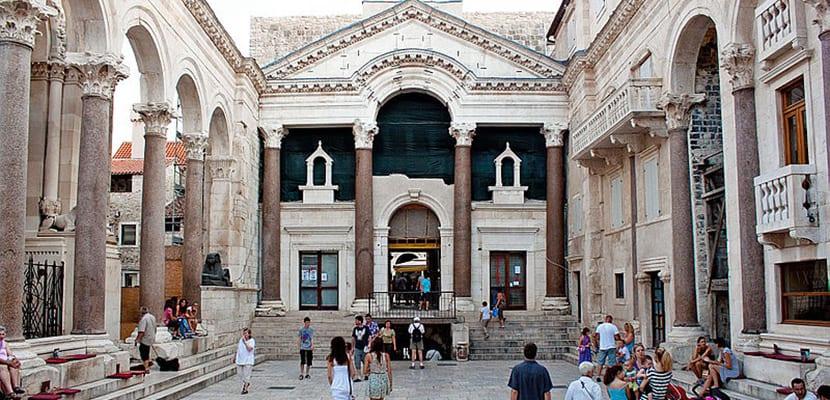 Palacio Diocleciano Split