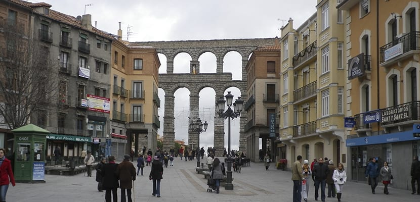 Plaza de Azoguejo