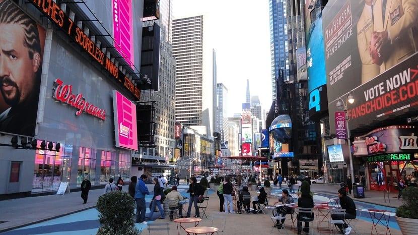 Compras en Nueva York