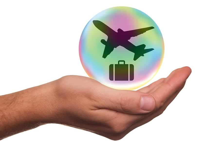 Contratar un seguro para viajar