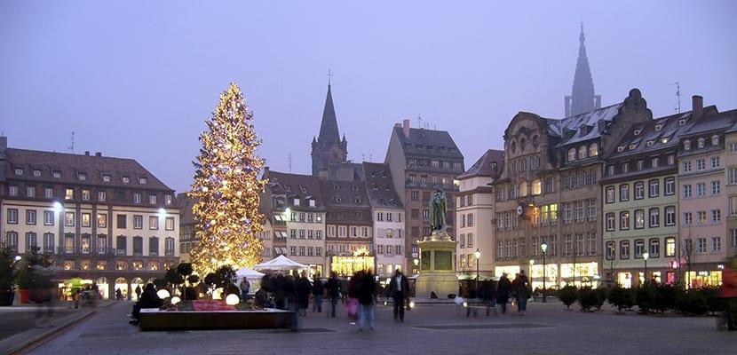 Plaza Kléber