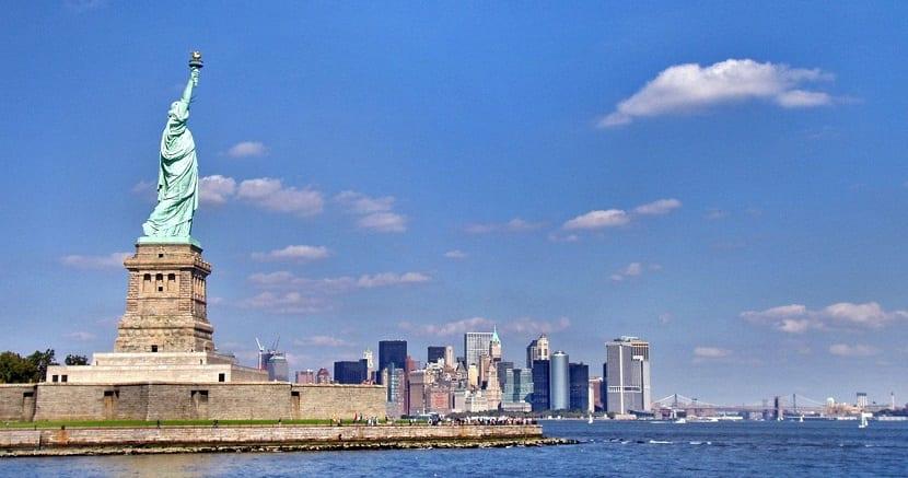Visado para Nueva York