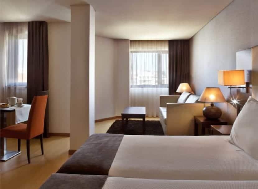 Hotel económico en Lisboa