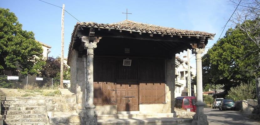 Ermitas en La Alberca