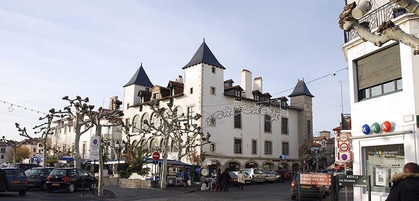 Maison luis XIV
