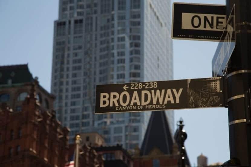 Avenida Broadway