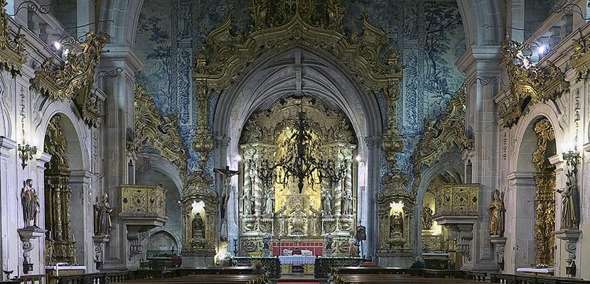 Iglesia en Guimaraes