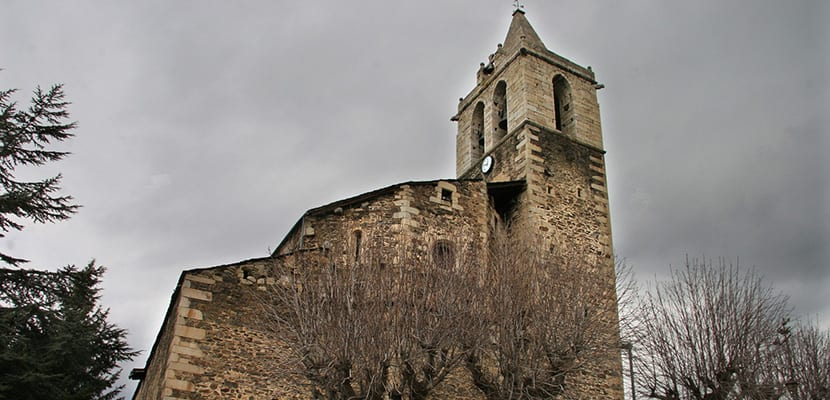 Iglesia de Llívia