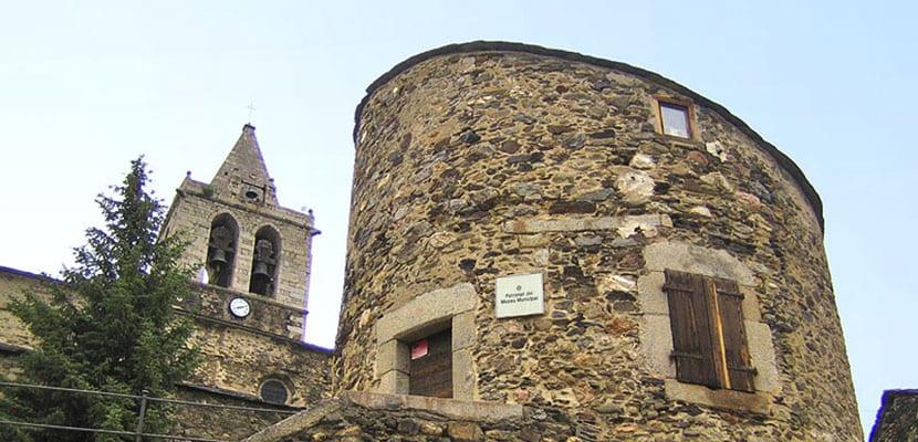 Torre de Llívia