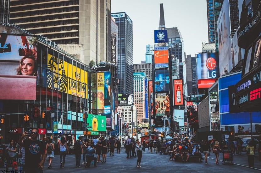 Paseo por Broadway