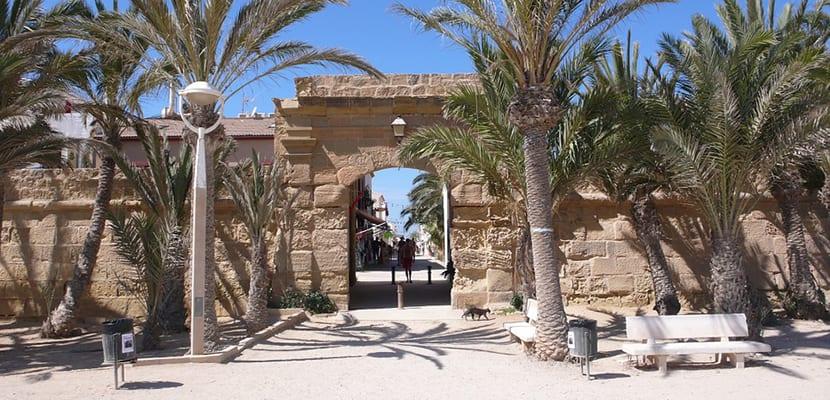 Puerta de Tabarca