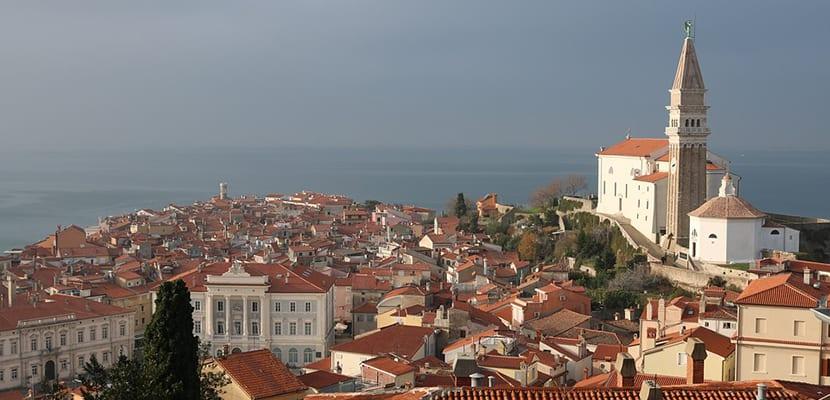 Ciudad de Piran