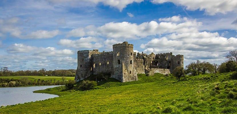 Castillo de Gales