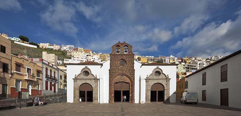 Iglesia de La Gomera