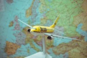 Viajar desde México a Europa