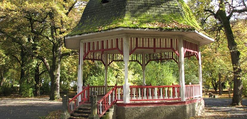 Parque de Bistrita