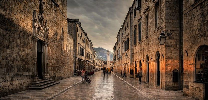 Calle Stradun