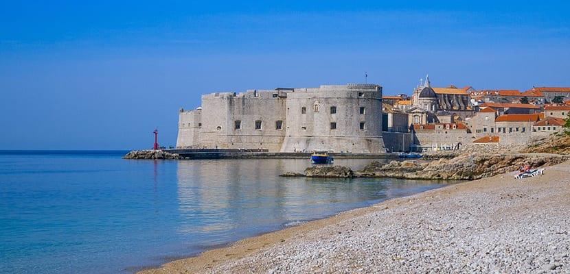 Playas de Dubrovnik