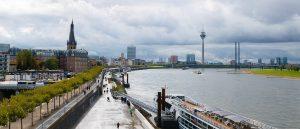 Dusseldorf, la ciudad alemana más popular
