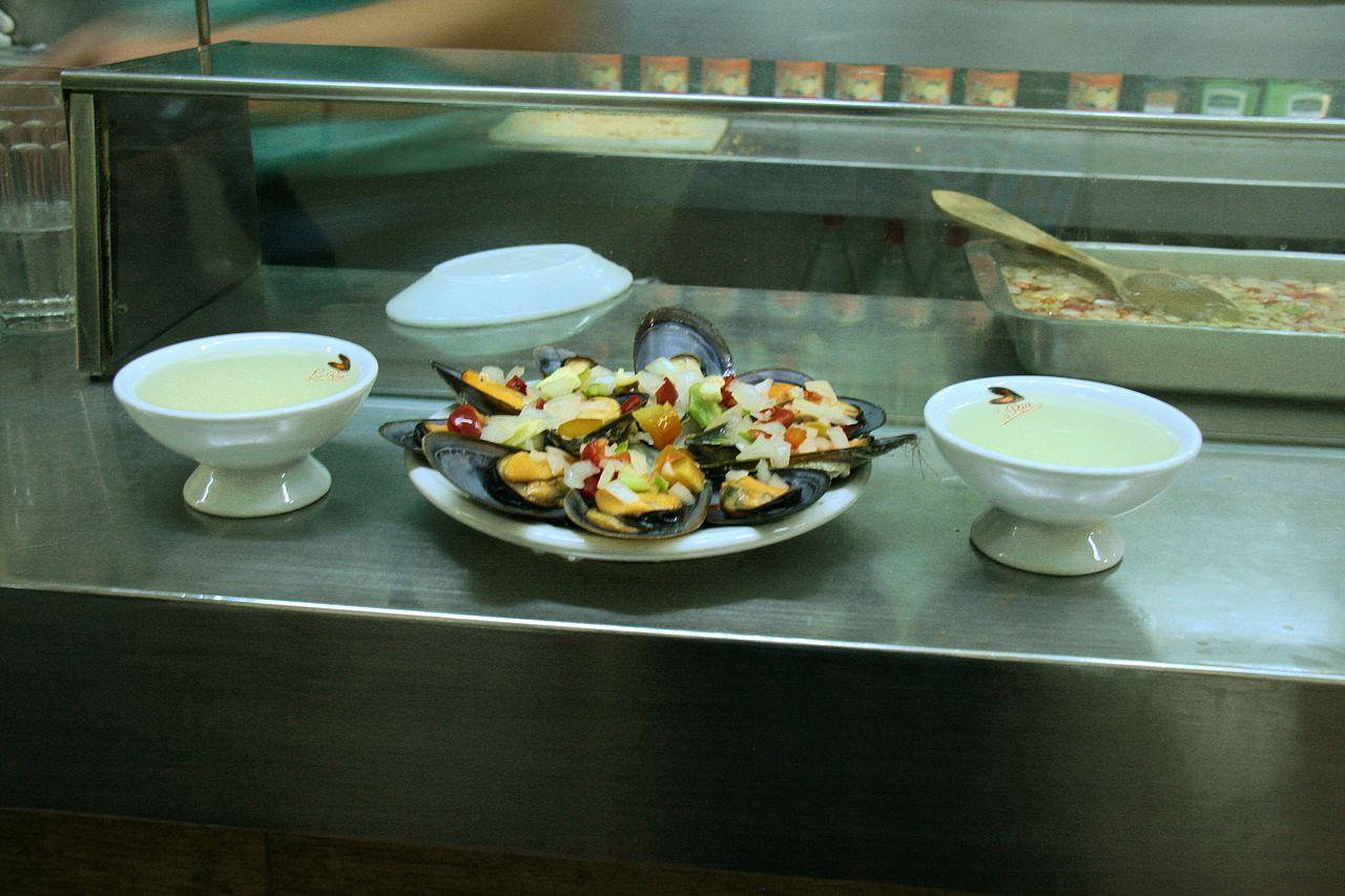 Gastronomía de Cangas