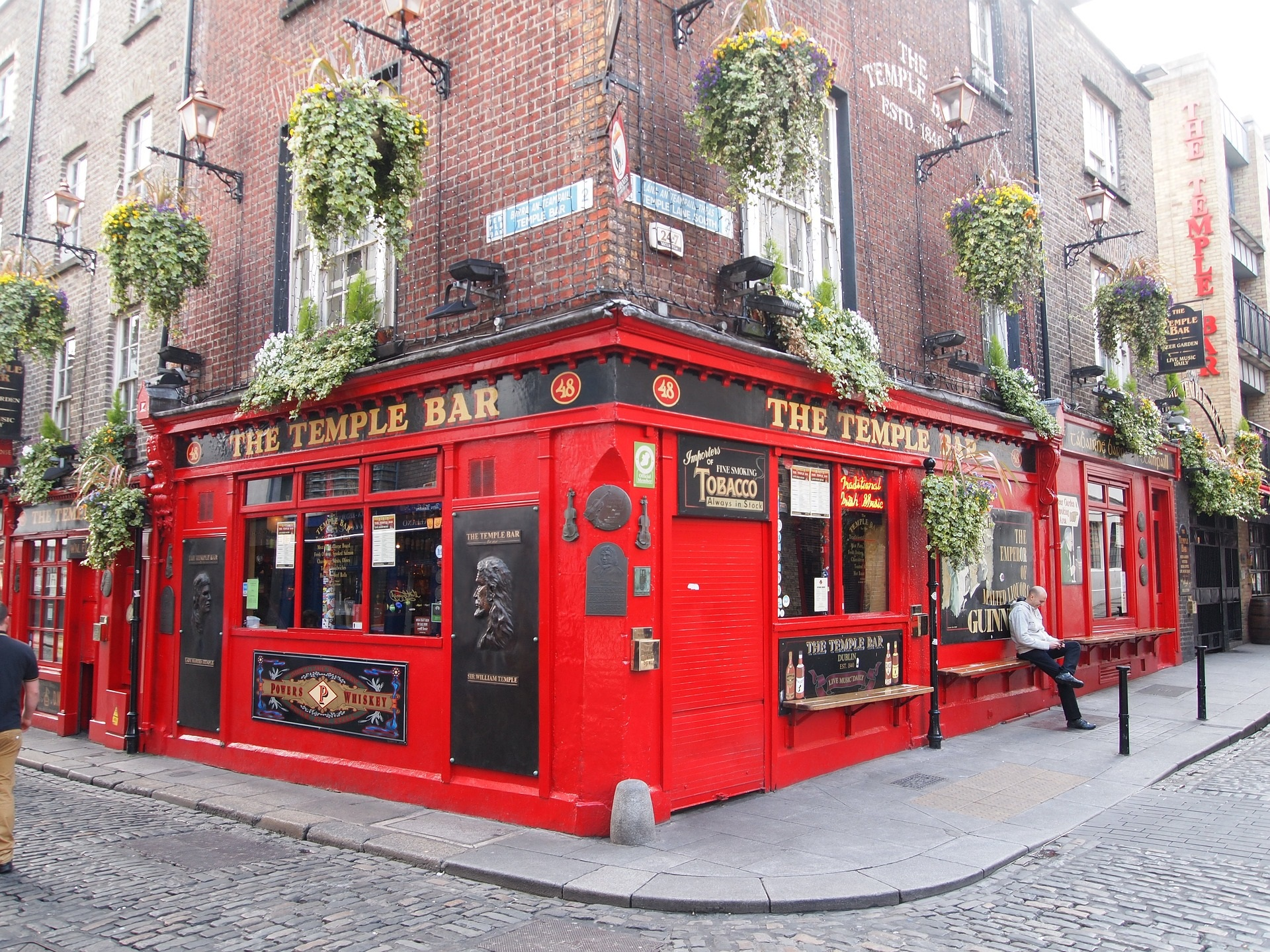 Pub The Temple Bar