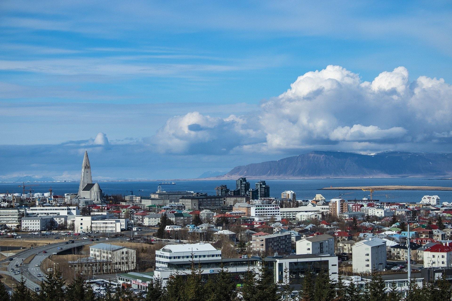 La ciudad de Reikiavik