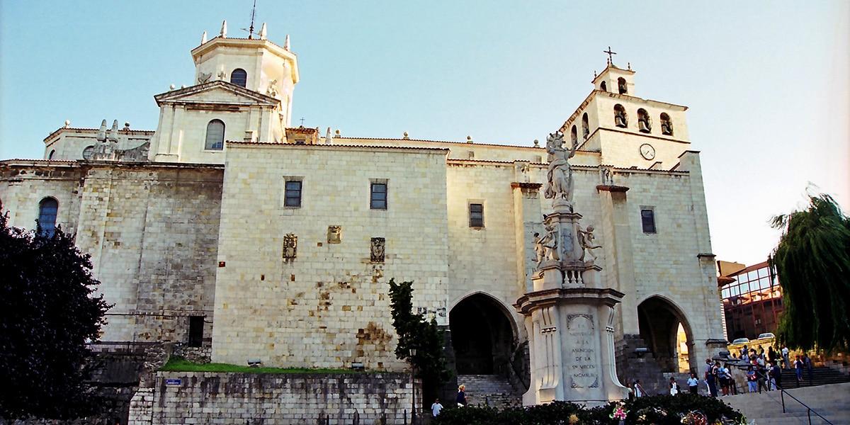 Catedral en Santander
