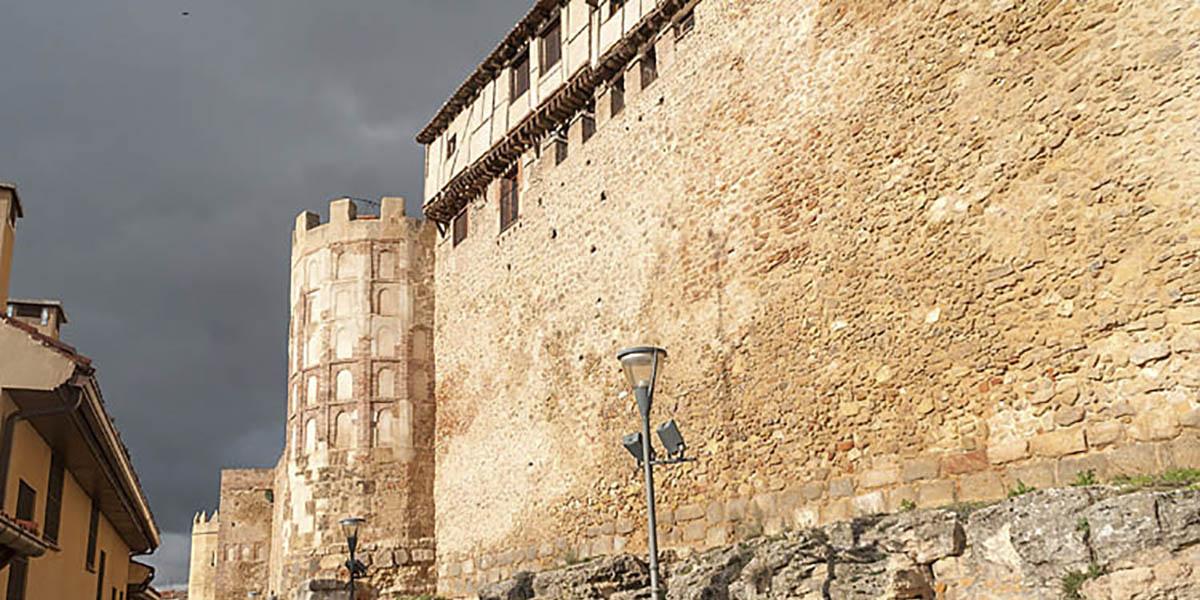 Muralla de Segovia