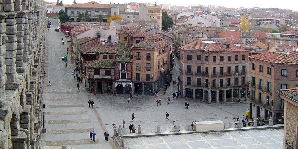 Plaza del Azoguejo