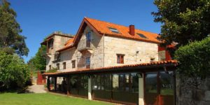 Casa rural gallega
