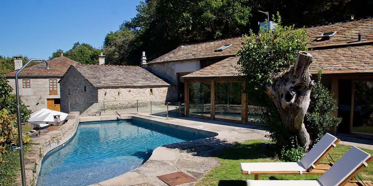 Casa rural A Fervenza