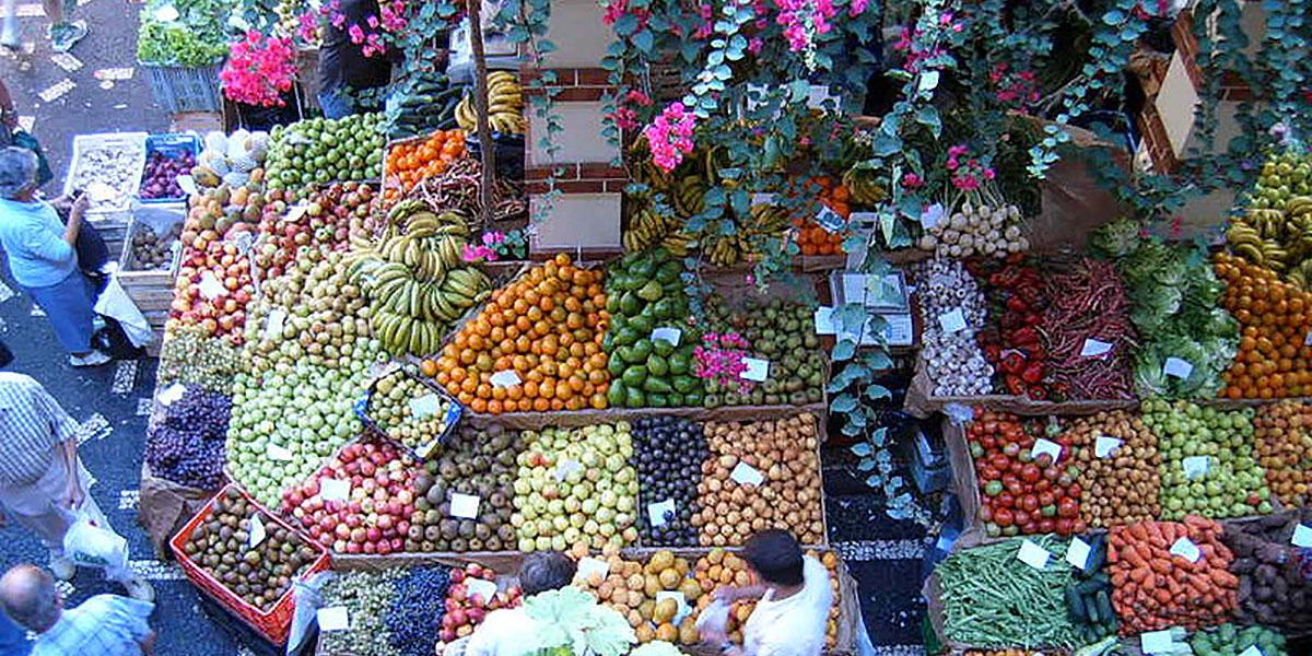 Mercado de Funchal