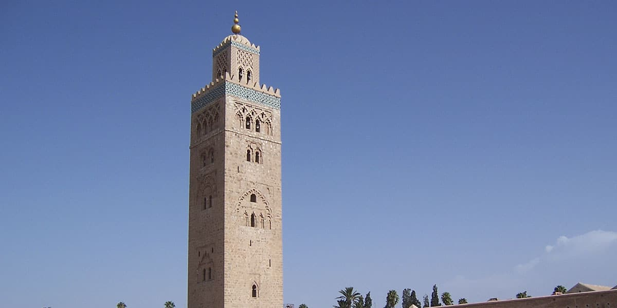 Mezquita Koutoubía