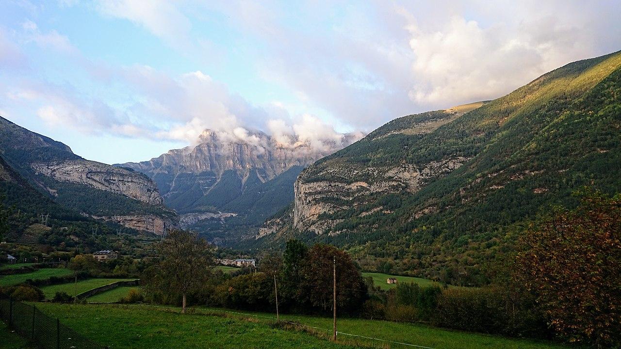 El Parque Nacional de Ordesa