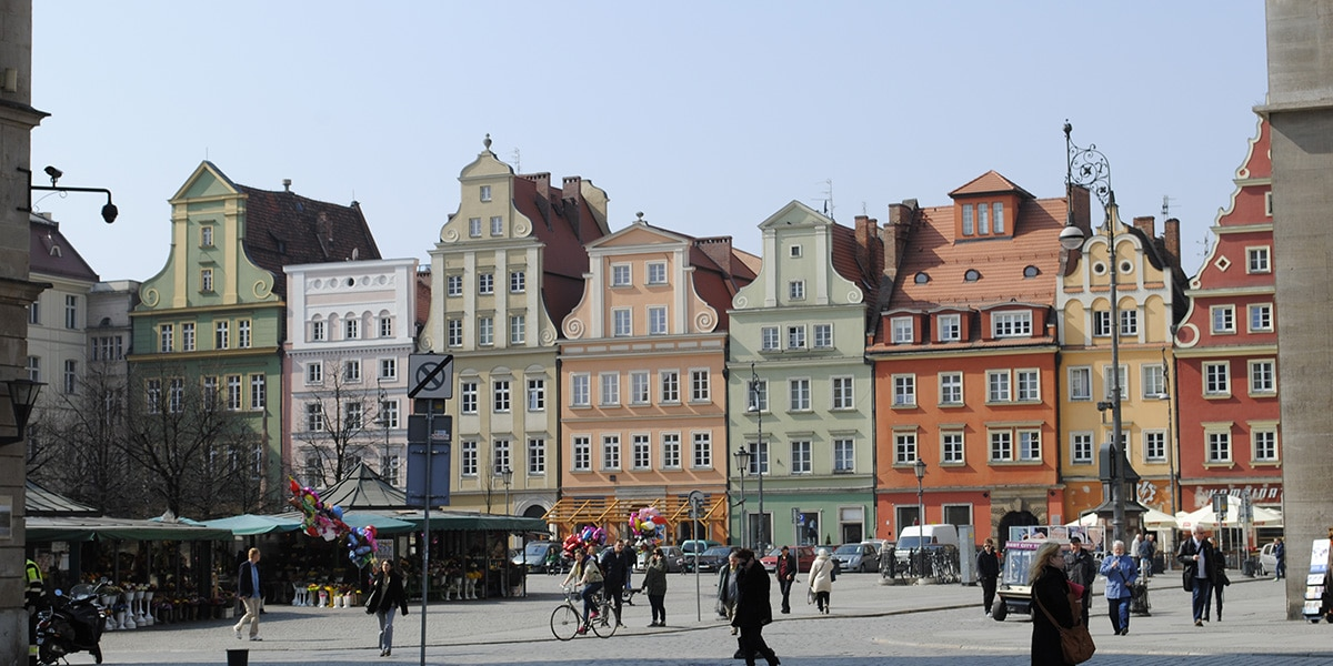 Plaza Solny
