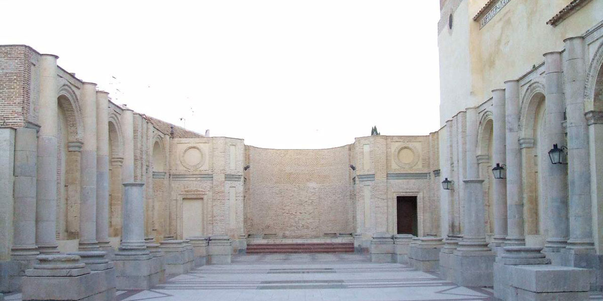Iglesia en Écija