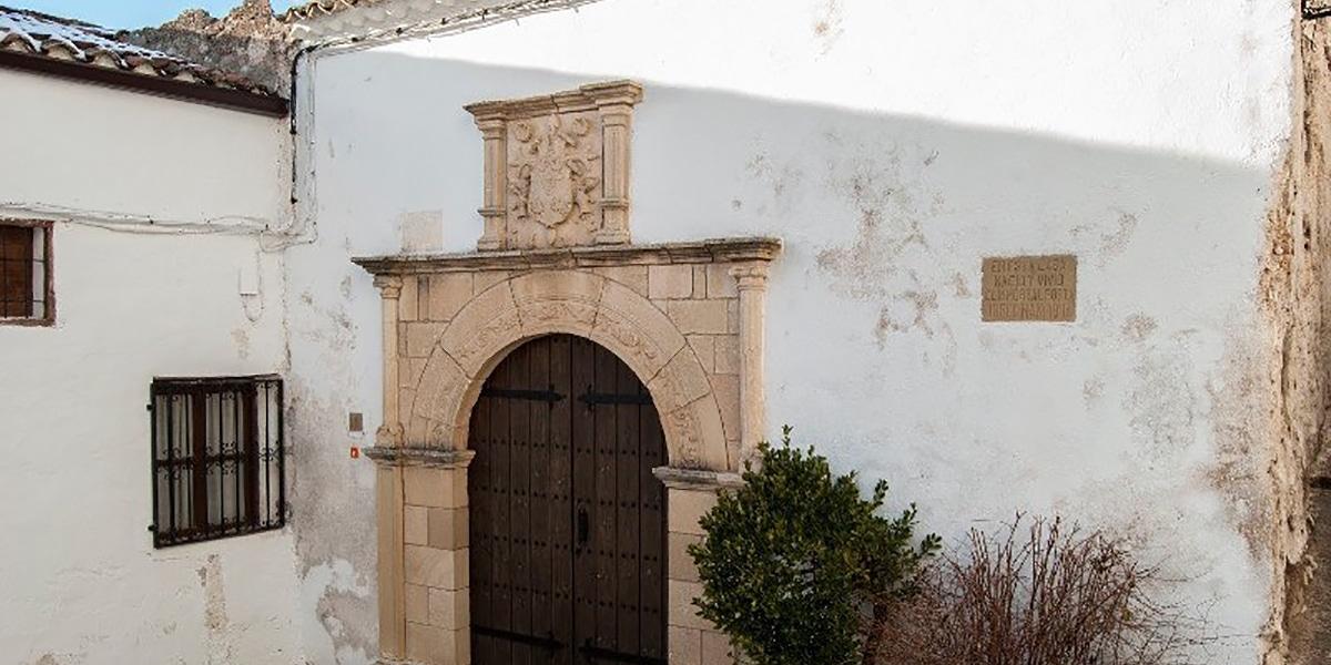 Casa de Jorge Manrique