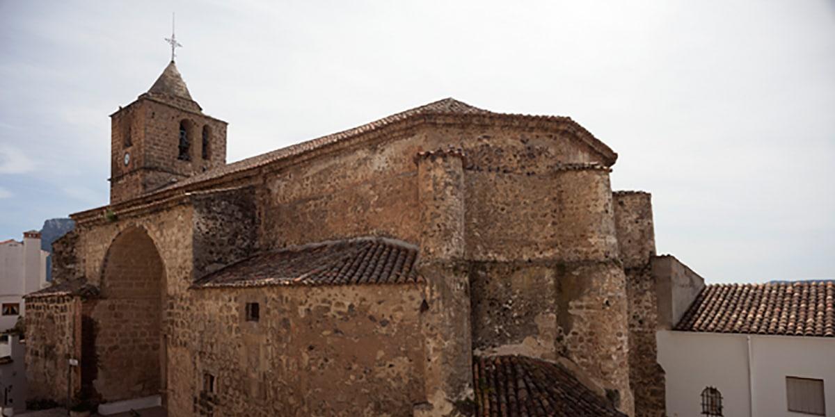 Iglesia de Segura de la Sierra