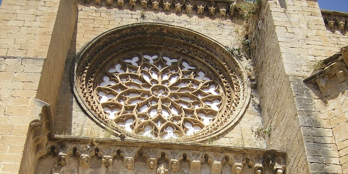 Iglesia de Valderrobres
